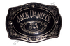 Boucle Jack Daniel's rectangle