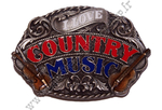 Boucle 'I love Country Music""