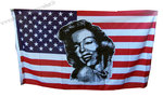 USA Marylin Monroe flag