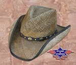 « Key largo » straw hat