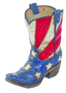 chaussures de séparation cce0a e6d5a Pot à crayon - Botte Country USA