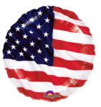 Ballon drapeau USA