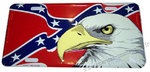 Rebel Eagle license plate