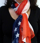 Foulard paréo rectangle Gd modèle USA