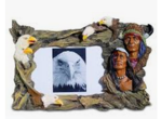 Indian eagle picture Frame