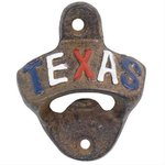 Wall Decor Bottle opener Texas