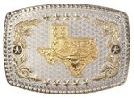 Oversize Texas Belt Buckle